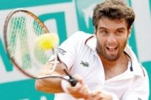 Elimination d'entrée du tenant du titre du GP Hassan II de tennis