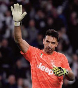 Buffon, un blasphème à 5.000 euros