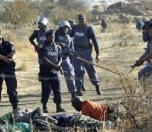 L'Afrique du Sud  ou quand  l'état de grâce se perd