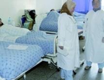 Les risques professionnels  du personnel de la santé