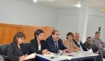 Rencontre entre le Bureau politique et les responsables de l'USFP dans la région de Rabat, Salé, Zemmour-Zaër