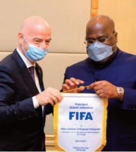 La FIFA lance un championnat scolaire qui sera répliqué dans toute l'Afrique