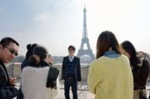 Paris, un rêve et des tracas pour les touristes chinois