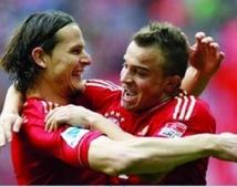 Le Bayern et Dortmund en démonstration