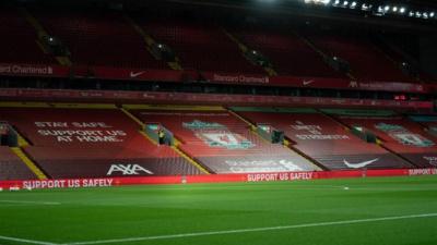 Le retour des supporters dans les stades anglais espéré à partir du 17 mai