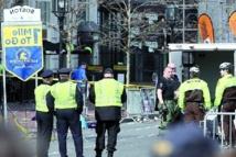 Trois morts et une centaine de blessés dans l'explosion de bombes au marathon de Boston