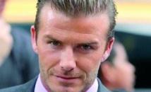People : Beckham a tenu sa parole