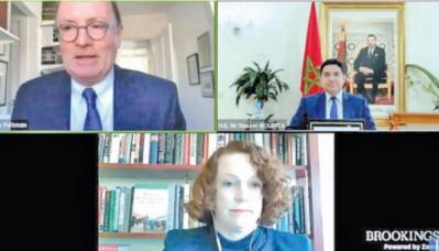 Nasser Bourita : Le Maroc s'est engagé à tout mettre en œuvre au service d' une paix sincère au Proche-Orient