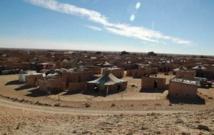 Marches contre l'esclavage dans les camps de Tindouf