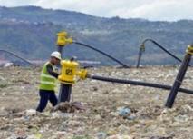 Sur une décharge des Philippines,  le méthane transformé en électricité