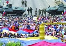 L'après Chavez se fait dans la douleur