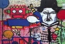 Wafaa Yasmine Bensassi Kabaz expose ses toiles récentes à Marrakech