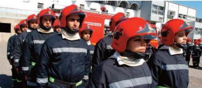 Célébration de la Journée mondiale de la Protection civile