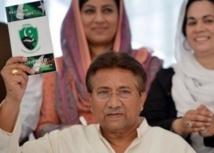 Fuite spectaculaire de l'ex-président pakistanais du tribunal qui a ordonné son arrestation