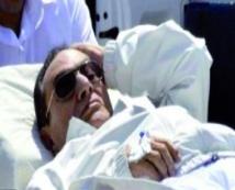 Hosni Moubaraksort de l'hôpital… pour la prison