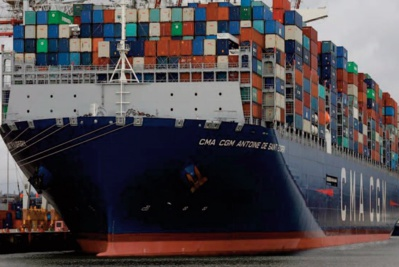 Plus de la moitié des marchandises de contrefaçon saisies sont transportées par voie maritime