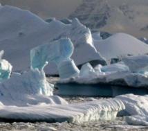 Les glaces fondent dix fois plus  vite qu'il y a 800 ans en Antarctique