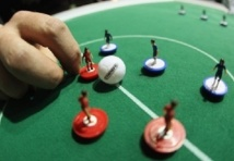 Insolite : Football de table