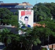 Le Paraguay votait à droite hier