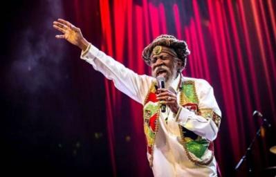 Décès de la légende du reggae Bunny Wailer