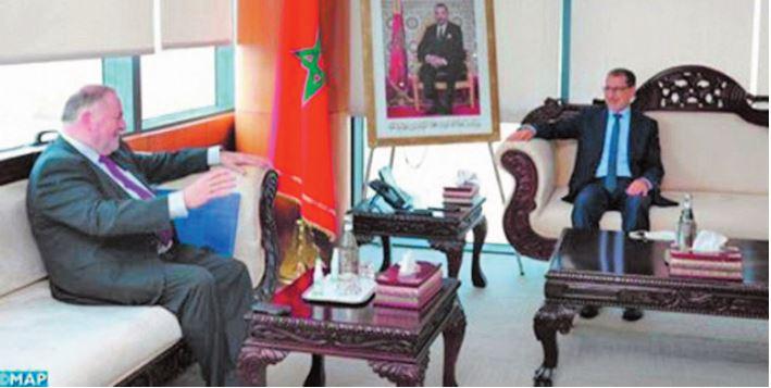Le président du Conseil mondial de l'eau se félicite des réalisations du Maroc