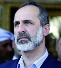Le chef de l'opposition al-Khatib démissionne