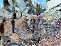 L'armée de Bachar al Assad commet un véritable massacre de civils dans la périphérie de Damas