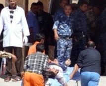 Accrochages meurtriers lors de manifestations à Bagdad