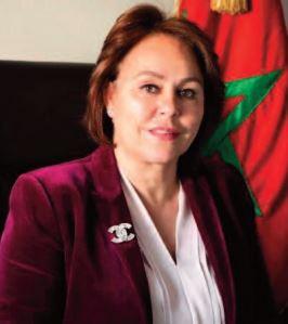 Bouchra Hajij désignée membre de la commission de développement de l'ACNOA
