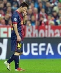 """La presse espagnole déplore une """"défaite historique"""" du Barça"""