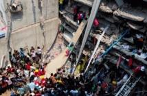 L'effondrement de mercredi près de Dacca a fait 187 morts