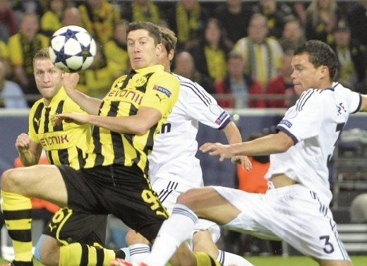 Lewandowski, le bourreau du Real