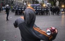Incidents entre police et jeunes manifestants espagnols