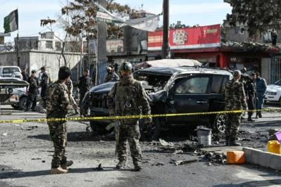 A l'approche d'une échéance-clé, Biden tente de relancer le processus de paix afghan