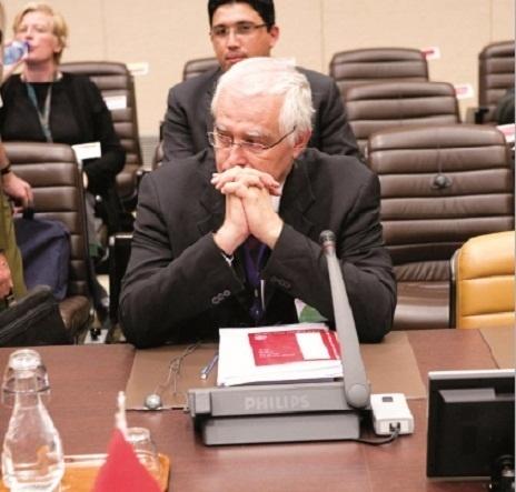 Entretien avec Menouar Alem, ambassadeur et chef de la mission du Royaume auprès de l'Union européenne