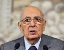 Un gouvernement d'union entre la gauche  et la droite de Berlusconi est né en Italie