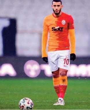 Belhanda viré par Galatasaray après avoir critiqué les dirigeants