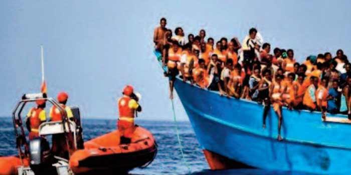 Le PCNS planche sur la divergence des visions africaine et européenne relatives à la question migratoire