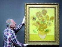 """""""Les Tournesols"""" de retour au musée Van Gogh"""