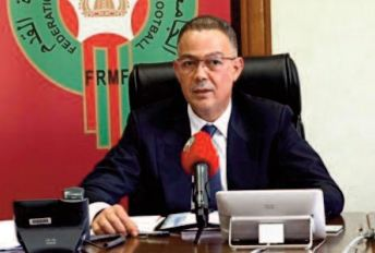 Fouzi Lekjaa élu au Conseil de la FIFA