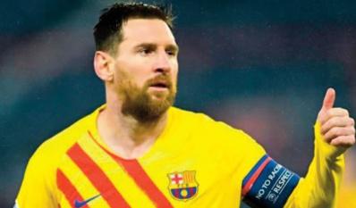Messi et le Barça L'espoir d' un nouveau départ malgré l'élimination