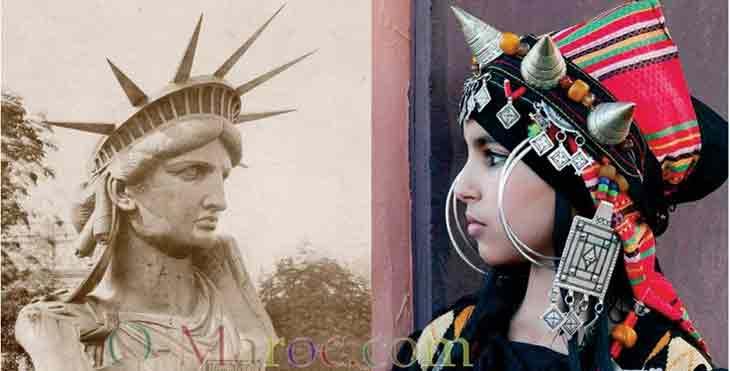 Des femmes amazighes dans l'histoire