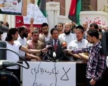 Les milices libyennes  franchissent le Rubicon