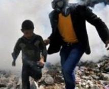 Les Etats-Unis de plus en plus convaincus  de l'utilisation  d'armes chimiques par la Syrie