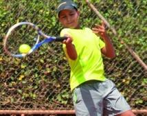 Le premier tournoi juniors  de tennis à Oujda