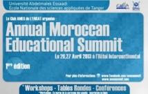 1ère édition de l'Annual Morrocan Educational Summit