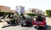 Escalade de violences en Libye