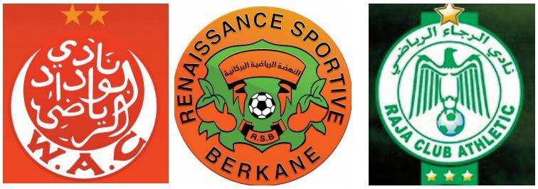 Le WAC, le Raja et la RSB sommés de désigner à l' avance un stade pour leurs matchs des Coupes africaines à domicile