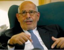 Mohamed El Baradei prône un consensus politique en Egypte