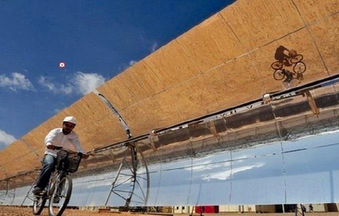 Les Espagnols raflent le marché de construction de la plus grande centrale solaire CSP au monde